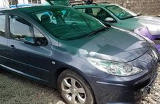 2006 Peugeot 307 for sale in Lagos