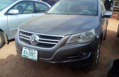 New Volkswagen Tiguan 2012 Gray for sale