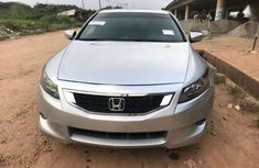 Tokunbor 2008 Model Honda Accord Coupe for sale