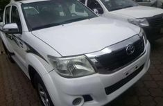 Clean Belgium used Toyota Hilux 2012 for sale