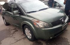 Nissan Quest 2005 3.5 SL Green for sale