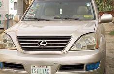 Used Lexus GX 2003 Automatic Gold for sale
