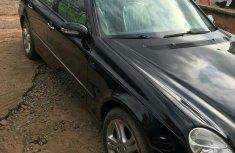 Mercedes Benz E350 2008 Black For Sale