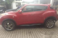 Nissan Juke 2011 Red for sale