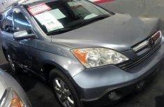 Honda CR-V 2007 Blue for sale
