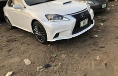 Lexus IS 2010 250 Automatic White for sale