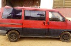 Volkswagen Multivan 1993 Red for sale