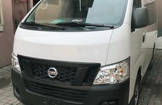New Nissan Urvan 2017 White for sale