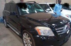 Clean Mercedes-Benz GLK 2012 Black for sale