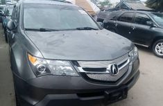 2008 Acura MDX Grey for sale