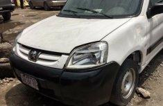 Peugeot Partner 2008 White for sale