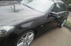 Mercedes-Benz E300 2016 Black for sale