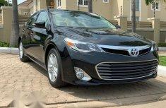 Toyota Avalon 2015 Black for sale