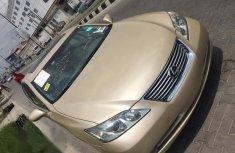 Lexus ES 350 2008 Gold for sale