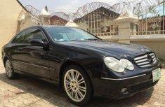 Mercedes-Benz CLK 320 Coupe 2005 Black for sale