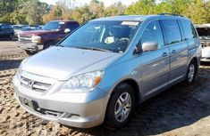 Honda Odyssey 2007 EX Silver for sale
