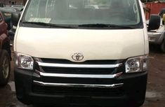 Company Used Toyota Hiace 2016 White for sale