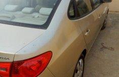 Hyundai Elantra 1.6 GLS 2007 Gold for sale