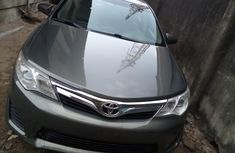 Well-maintained Toyota Camry 2014 for sale
