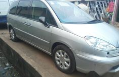 Clean Peugeot 807 2005 Silver  for sale