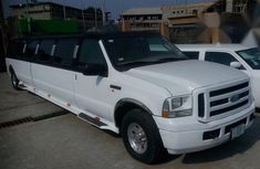 Ford Excursion 2006 White For Sale