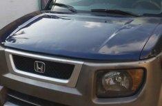 Honda Element 2010 Blue for sale