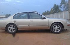 Nissan Maxima QX 1999 Gold for sale