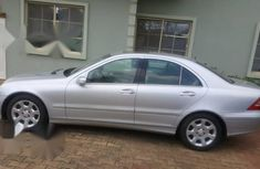 Crystal Clean Mercedes Benz C280 2006 Silver for sale