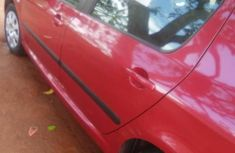 Clean Used Peugeot 307 2005 Red fpr sale