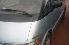 Toyota Previa 1999 Blue for sale