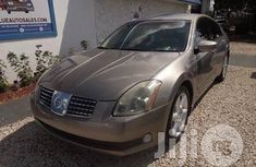 Nissan Maxima 2004 Brown for sale