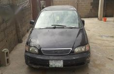 Honda Odyssey 1999 2.3 Brown for sale