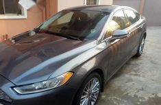 Ford Fusion 2014 Gray for sale