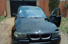 BMW X3 2006 Black for sale