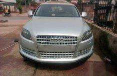 Audi Q7 2008 Gray for sale