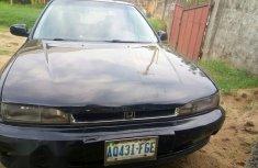 Honda Accord 1991 Black for sale