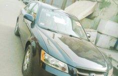 Hyundai Sonata 2.4 GLS 2006 Black for sale