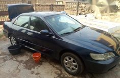 Honda Accord Coupe 2002 Blue for sale