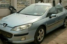 Peugeot 407 2006 Blue for sale
