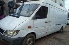 Clean Tokunbo Mercedes-Benz Cooling Van for sale