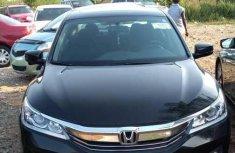 Honda Accord 2016 Black for sale