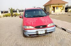 Used Ford Galaxy 2001 Red for sale