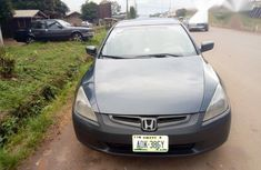 Honda Accord 2004 Sedan EX Gray for sale