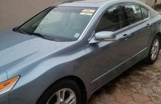 Acura TL 2011 SH-AWD Automatic Blue for sale