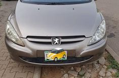 Peugeot 307 2005 Brown for sale