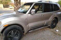 Mitsubishi Montero 2003 Gold for sale