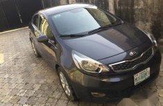 Kia Rio 2014 Gray for sale