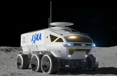 Toyota to present Moon Rover for Japanese Space Agency, JAXA in 2029