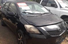 Toyota Yaris 2004 Black for sale