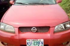 Nissan Sentra 2002 SE-R Red for sale